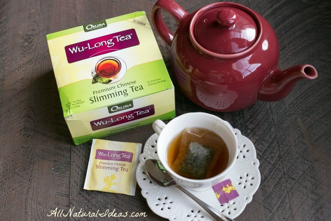 Wu-Long slimming tea review