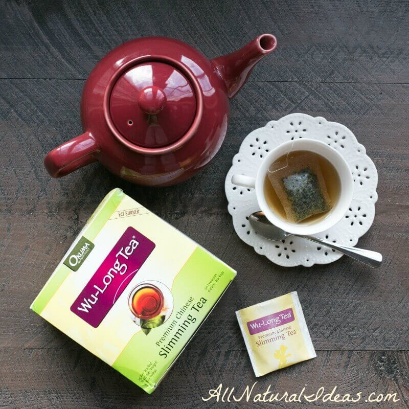 Wu-Long Tea Premium Chinese Slimming Tea Review