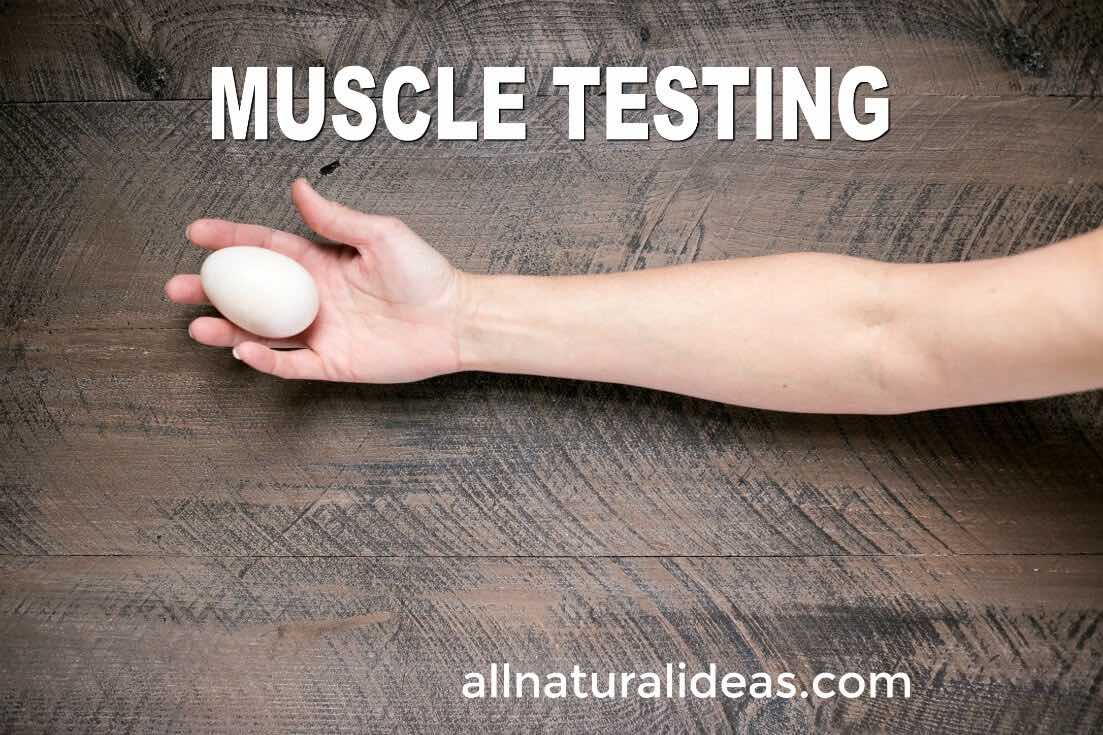 Manual muscle testing arm featured