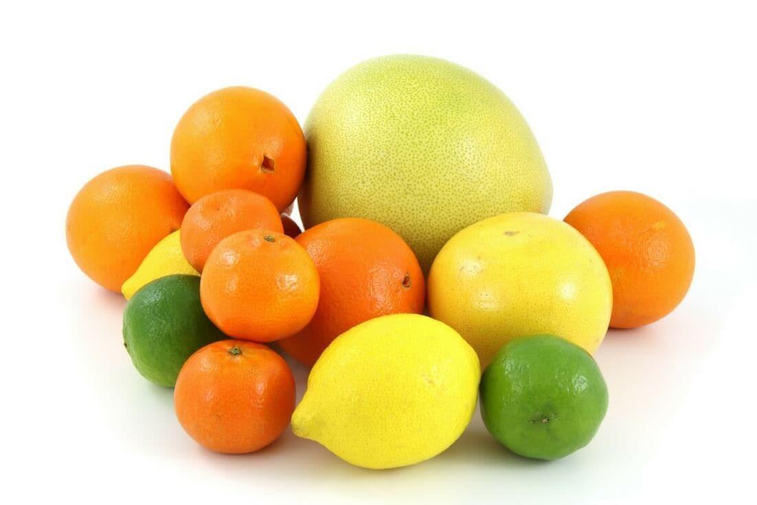 Citrus essential oils for energy
