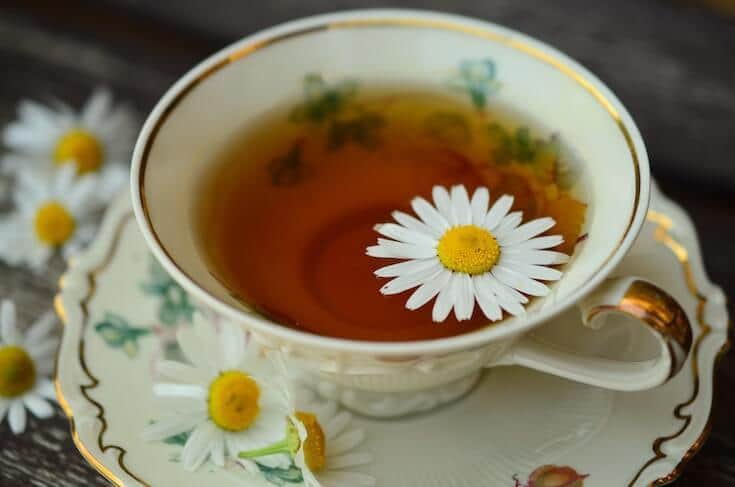 Chamomile tea sleep remedy and side effects