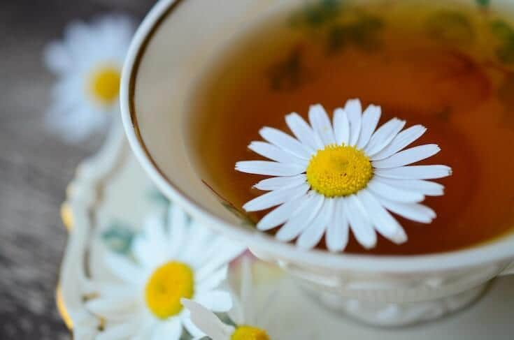 chamomile tea for sleep side effects