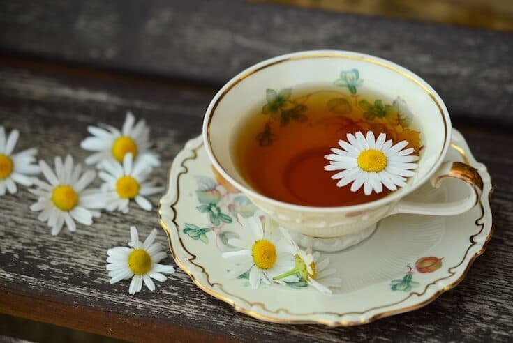 Will chamomile tea sleep remedy help you fall asleep faster