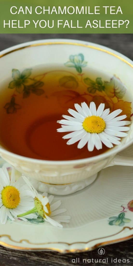 The chamomile tea sleep remedy has been used for centuries. But is your grandma's favorite sleepytime beverage effective or is it just hyped folklore?   allnaturalideas.com