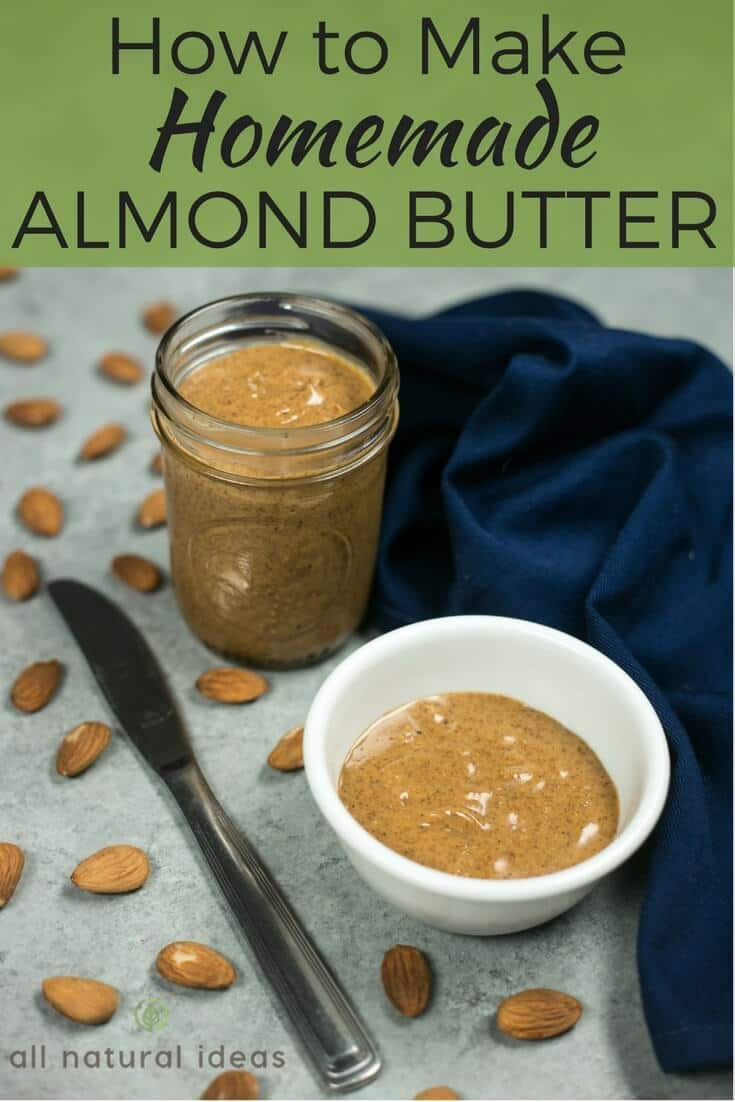 How to make almond butter: Is it worth the mess?