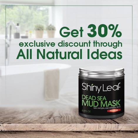 Dead Sea Mud Mask Discount SHINY30S
