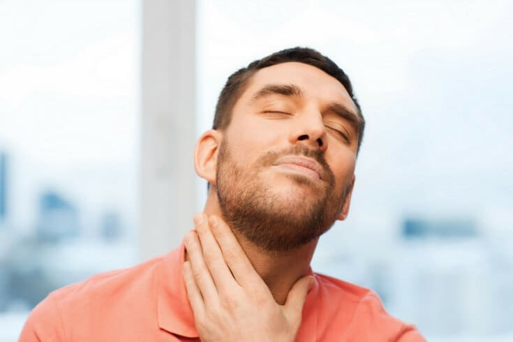 What is thyromegaly? Is it causing your swollen neck?