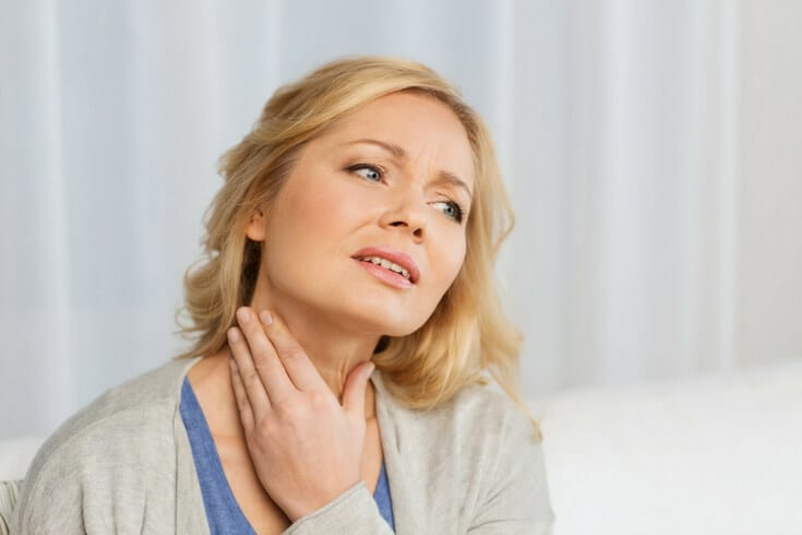 What is thyromegaly? The cause of your swollen neck.