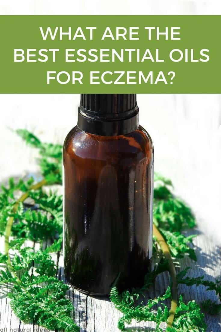 Quelles sont les meilleures huiles essentielles pour l'eczéma?