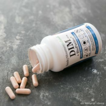 DIM Supplement Estrogen-Balancing Benefits