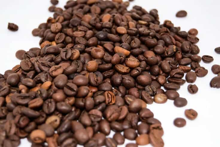 coffee oil for skin