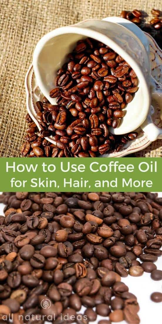 Coffee isn't your typical essential oil. But, it has great benefits. Find out how to use coffee oil for skin care, hair growth, and muscle relaxation.
