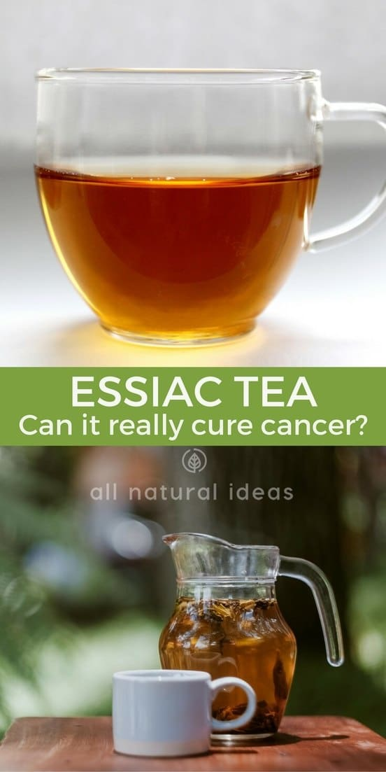 Essiac tea benefits include possibly curing cancer, boosting immunity and improving digestive disorders. But are the benefits of this four-herb tea proven? | allnaturalideas