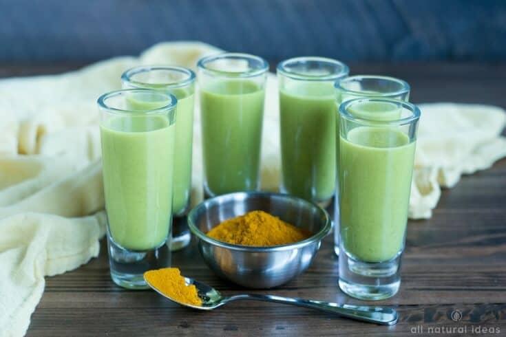 Turmeric shot recipes