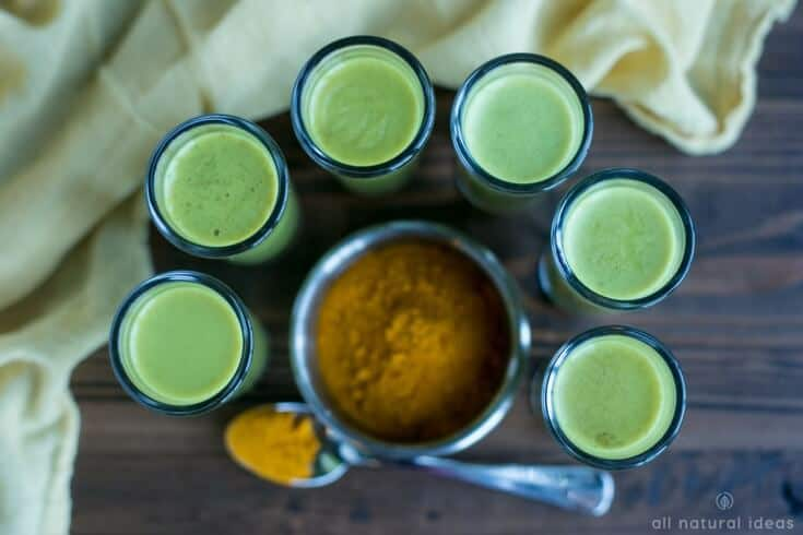 Turmeric shot health benefits