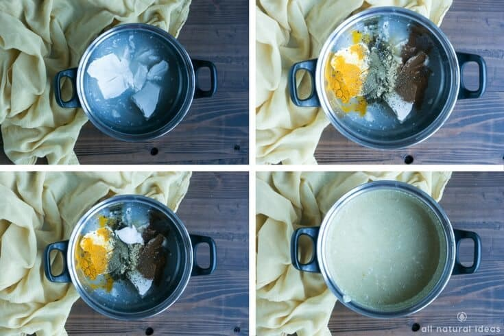 How to make a turmeric shot for health benefits