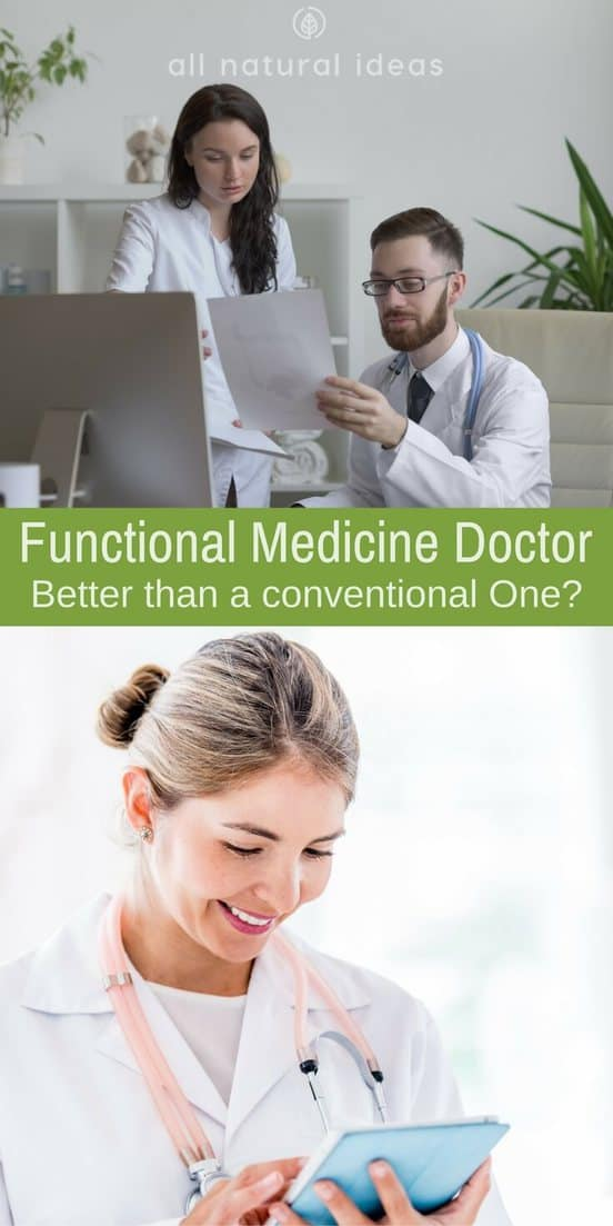 A visit to functional medicine doctor might not be covered by your health insurance. But, the benefits might be worth it in the long run. #functionalmedicine #alternativemedicine | allnaturalideas.com