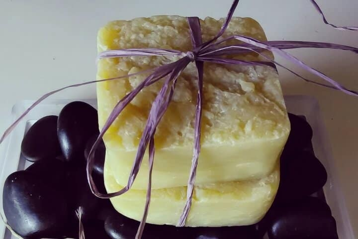 Is making lye soap worth the risk?