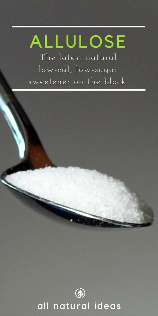 The latest all-natural low-glycemic sweetener is allulose sugar. Before you throw out your bag of stevia, here's what you need to know about this new product. #lowcarb #diabetic | LowCarbYum.com