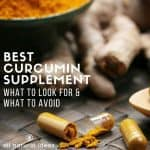 Best curcumin supplement on the market not only contains curcumin, a powerful inflammation fighter, but other ingredients which boosts its absorption.
