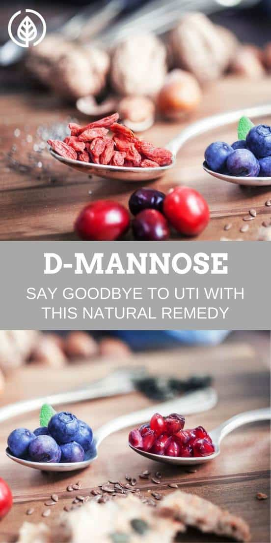 Sugar is the last thing you'd expect to help treat a UTI. However, d-mannose is a special kind of sugar that may help prevent bad bacteria from sticking around the urinary tract. #UTI #allnatural #naturalremedy | allnaturalideas.com