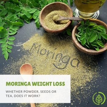 Moringa Weight Loss: Whether Powder, Seeds or Tea, Does it Work?
