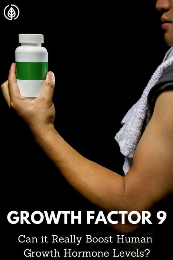 Growth Factor 9 and Human Growth Hormone Levels, Supplement