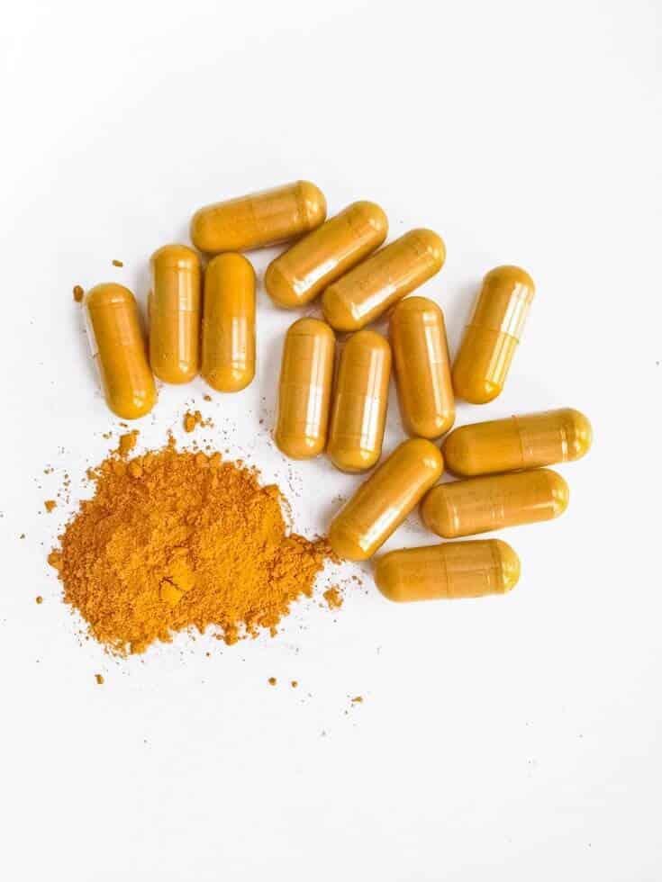 Best curcumin supplements