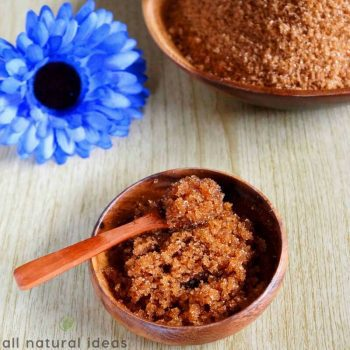 Organic Sugar Scrub Benefits for Hands and Face