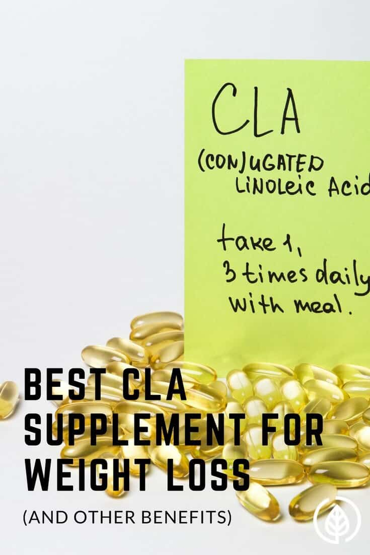 What S The Best Cla Supplement For Weight Loss All Natural Ideas