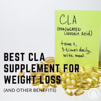 Best CLA Supplement For Weight Loss & Other Benefits