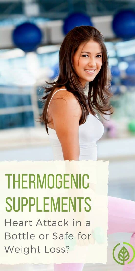 Thermogenic supplementsmay contain stimulants that can cause anxiety and heart attacks. The good news is there's ones that can be safely used to burn fat. #weightloss #supplements #allnatural   allnaturalideas.com