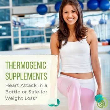 Thermogenic supplements often have a bad, sometimes dangerous connotation. That's because they can contain stimulants that can cause anxiety and even lethal heart attacks. The good news is there's natural thermogenic supplements and food you can safely consume to burn fat.