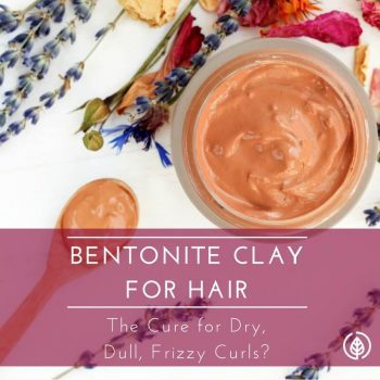 Bentonite clay for hair? You may be familiar with it for other uses, especially for detoxification. However, if you're into all-natural hair care, Bentonite clay may work. But only if you have a certain type of hair….