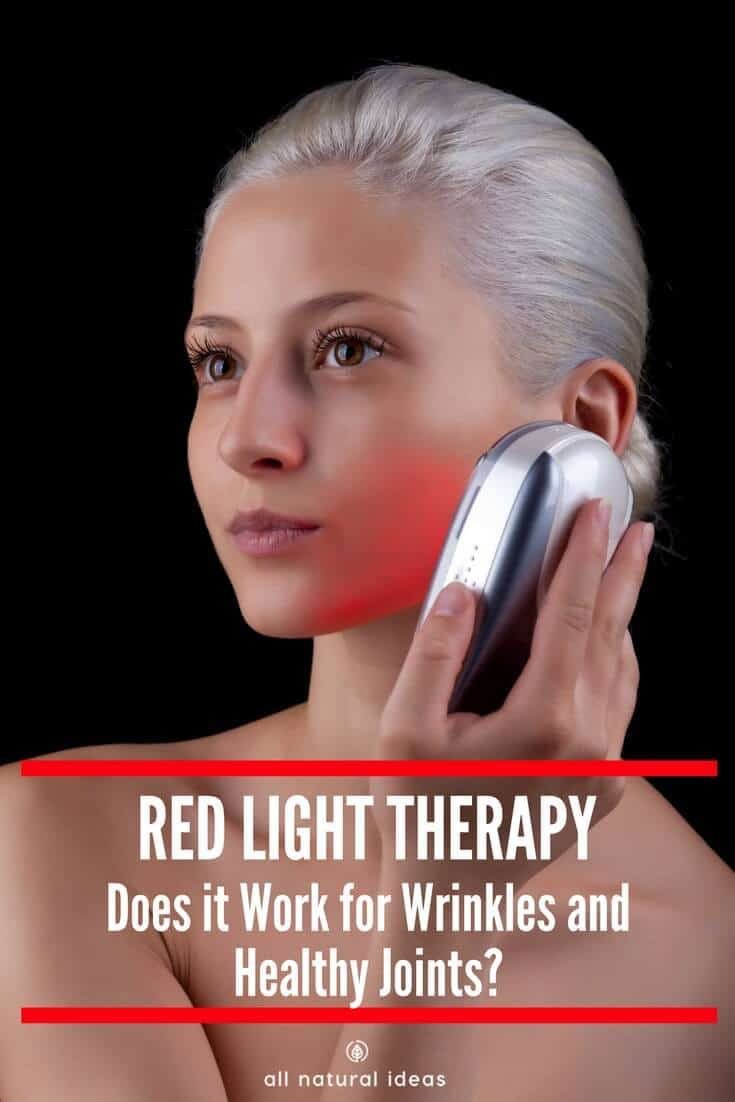 The Benefits Of Red Light Therapy At Home Includes Improved Joint Pain And  Decrease Skin Wrinkles