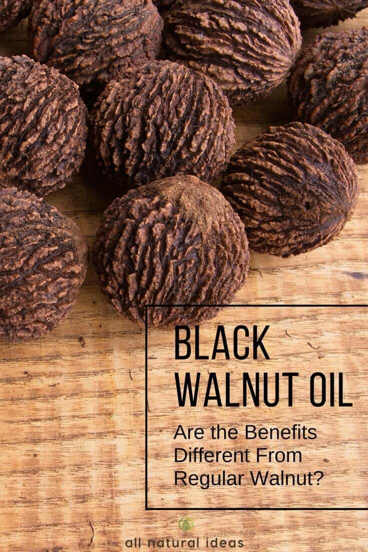 Heart-healthy walnuts make for a nutritious snack or salad topping. But if you haven't heard of black walnut oil, you might want to stock it in your natural medicine cabinet. Black walnut oil benefits are impressive.