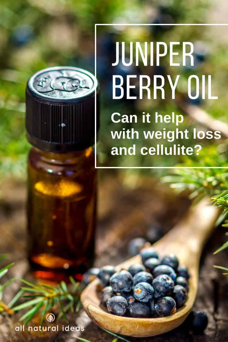 Juniper berry oil is a strong germ killer. But can simply taking a whiff of its essential oil really help you lose weight? Or, is this just natural healthy quackery at its most absurd?