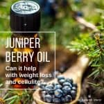 Juniper berry oilis a strong germ killer. But can simply taking a whiff of its essential oil really help you lose weight? Or, is this just natural healthy quackery at its most absurd?