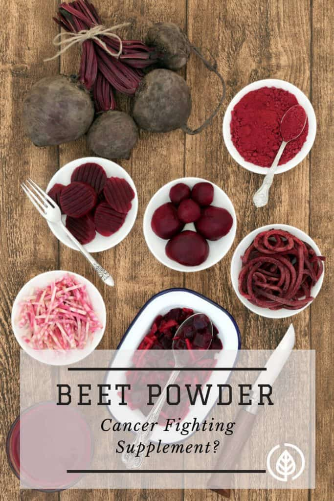 Beets … they're not just for salads and veggie juices anymore. You may have spit them out when you were a kid, but these days, it's easy to enjoy their health benefits. All you need is a scoop of beet powder.