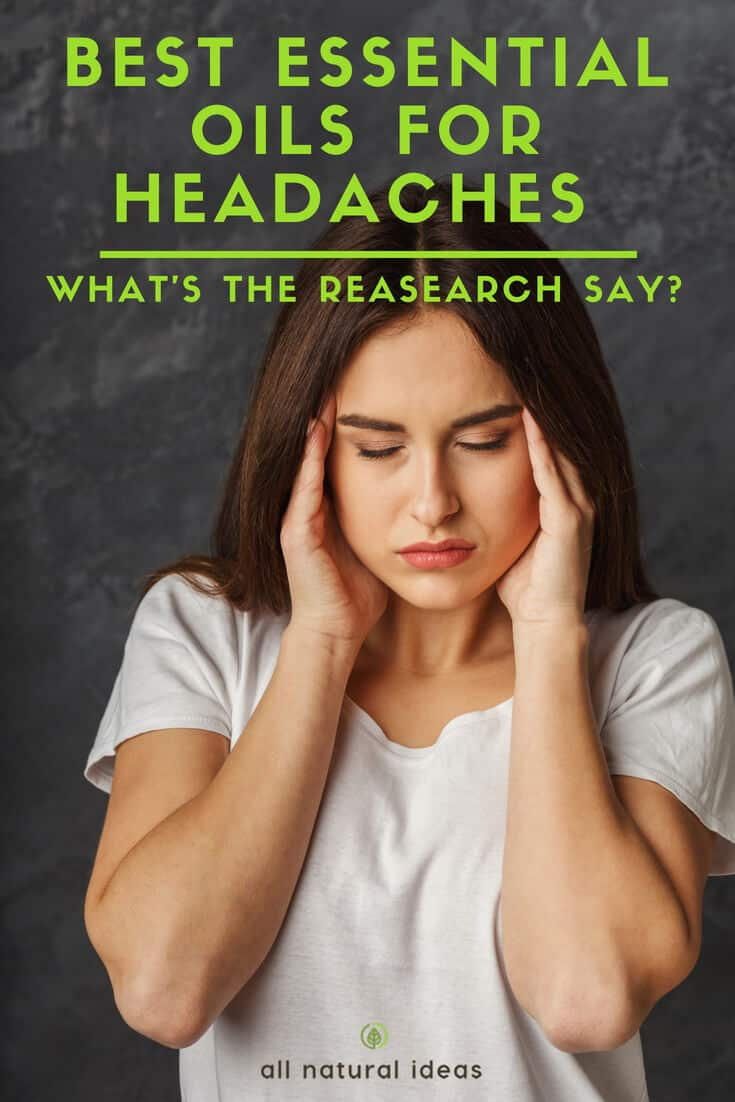 You probably have some essential oils in your home. But when a pounding headache comes on--or auras in advance of them, in the case of migraines--does using an oil or blend work? If so, what are the best essential oils for headaches?