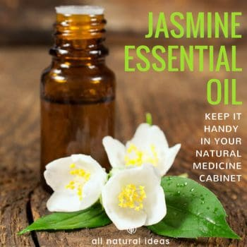 Jasmine Essential Oil Uses in Natural Medicine