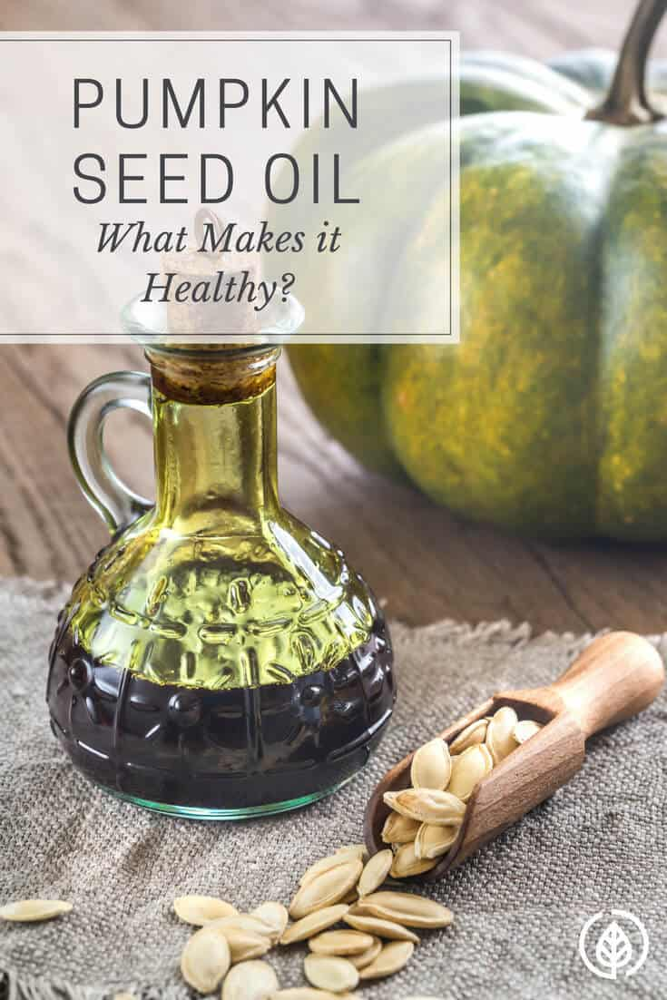 Pumpkin seed oil isn't just a gourmet alternative to coconut oil. It offers many health benefits. Snack on the seeds or use the oil for health. Many research studies confirm its therapeutic uses.