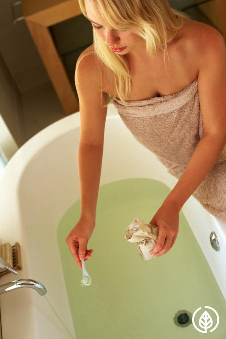 Epsom Salt Bath For Hemorrhoids Is It Instant Relief All Natural