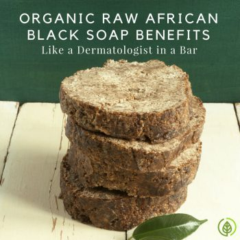 Organic raw African black soap benefits virtually every skin type, whether your skin type is oily or dry, or riddled with acne scars or blemishes. A blend of different plant ingredients, it just might be one of the best natural body cleaners on the market.