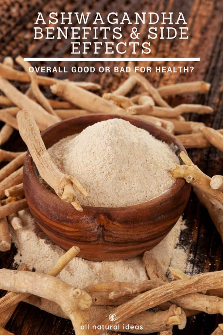 Because of their ability to help manage chronic stress, more people are using adaptogenic herbs. Ashwagandha is perhaps most popular among these special herbs. Let's take a look at ashwagandha benefits and side effects.