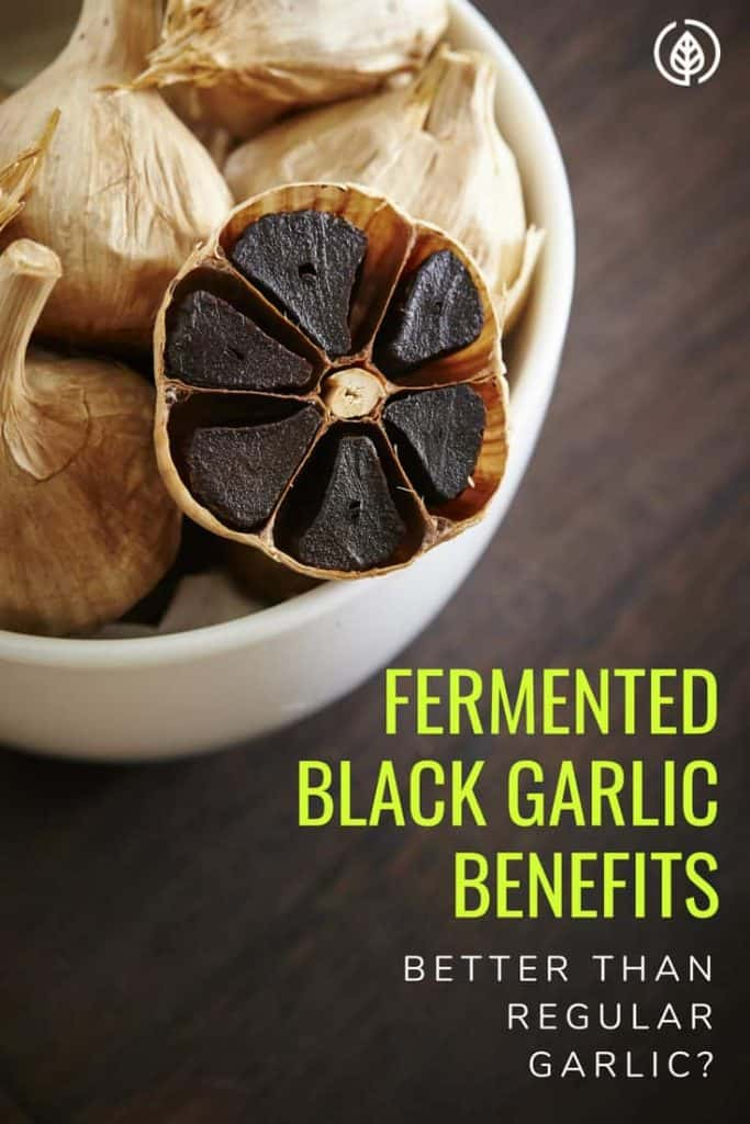 Like the taste of garlic but not the way it leaves your breath smelling? What if you can enjoy the taste without the bad breath? That's one of the many fermented black garlic benefits.