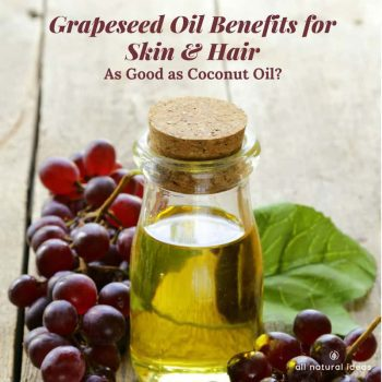 Grapeseed Oil Benefits for Skin and Hair: Worth trying?