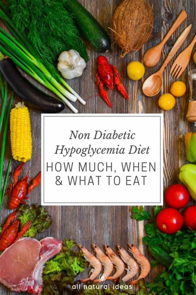 """Blood-sugar crashes can occur in those with type diabetes. But for some people without the disease, low blood sugar can cause anxiety and other side effects. To prevent """"hypo"""" the non diabetic hypoglycemia diet can help. And learning about the causes of it, too."""