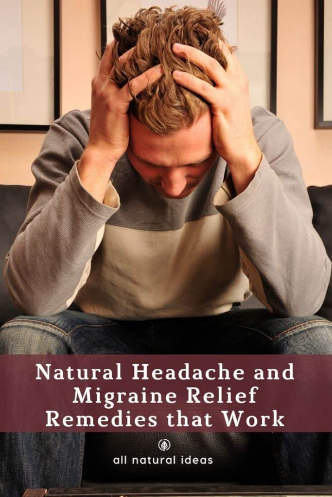 Looking for natural headache and migraine relief remedies? There are a few plant-based therapeutic supplements and essential oils that may help.