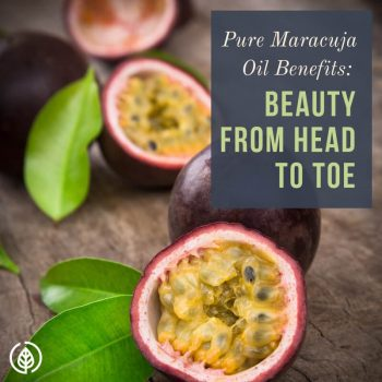 Pure maracuja oil benefits (passion fruit) include moisturizing skin, nourishing hair, reducing anxiety and promoting deeper sleep....